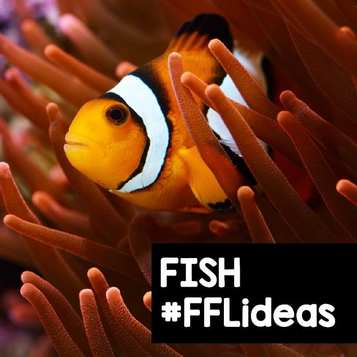 Fish Theme Activities for Preschool