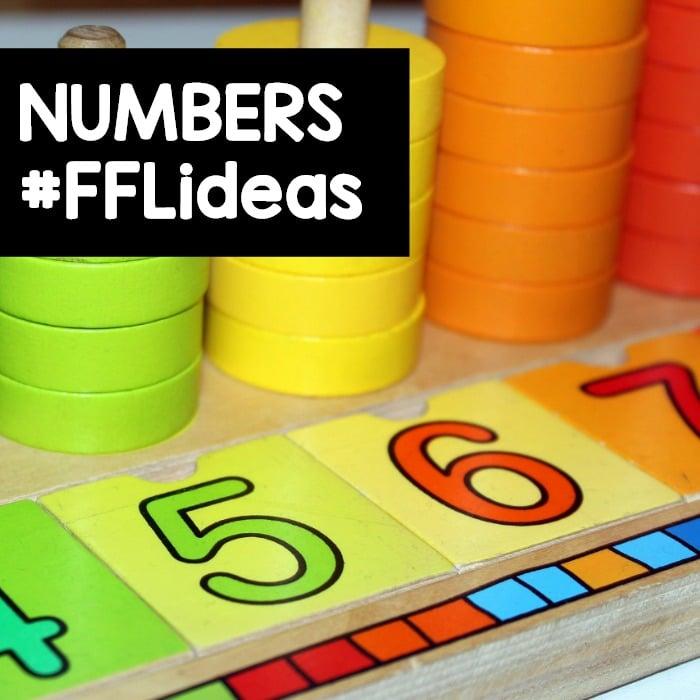 Teaching Numbers in Preschool
