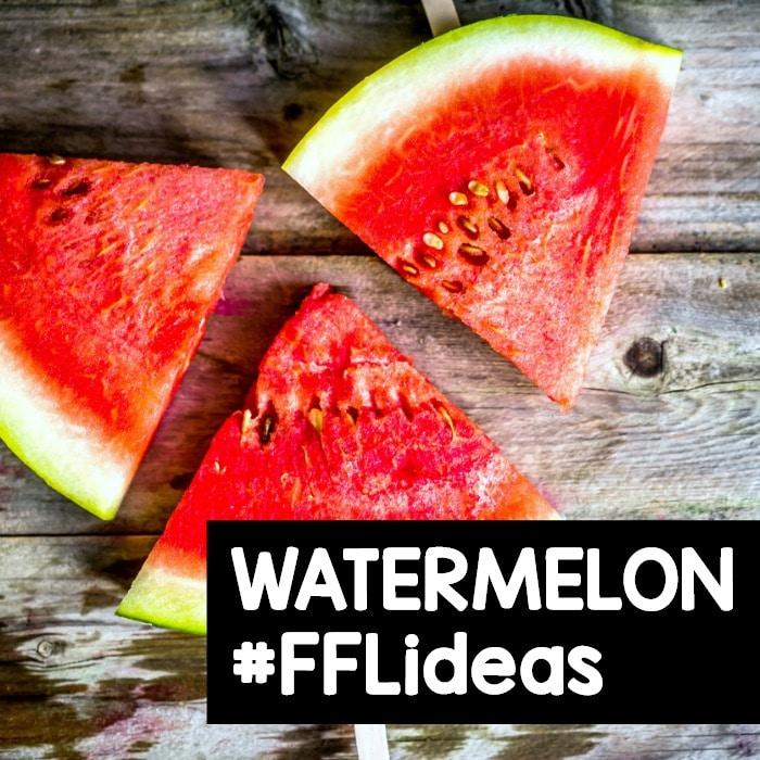 Preschool Watermelon Theme