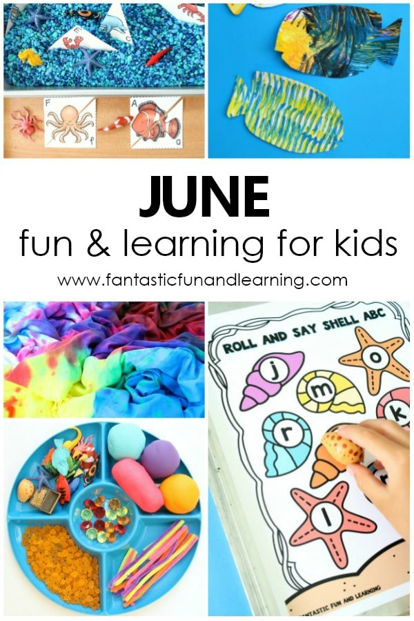 June Preschool Activities And Fun Things To Do With Kids Fantastic