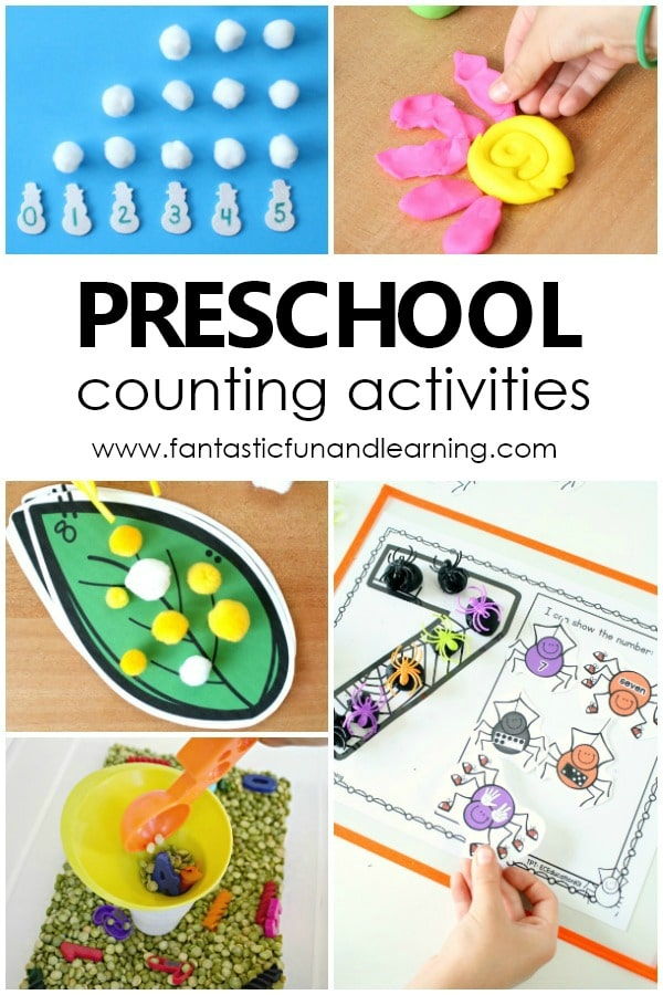 Learning Numbers in Preschool - Fantastic Fun & Learning