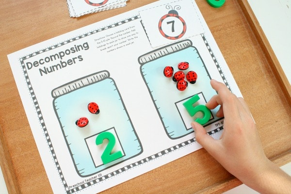 Preschool and Kindergarten Number Sense Activities