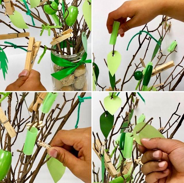 Tree Theme Art Project for Preschool