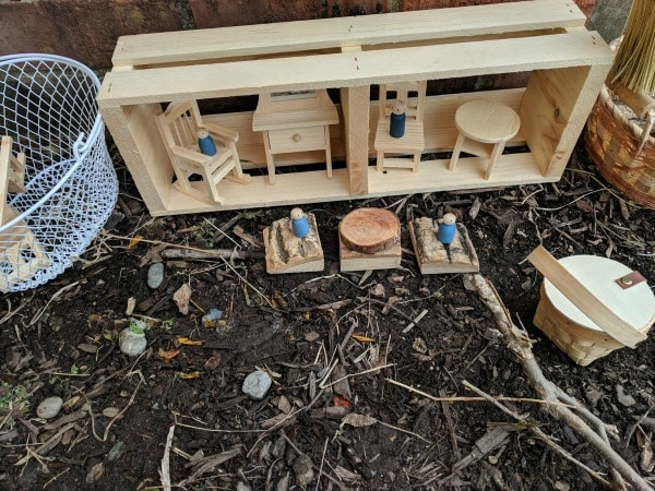 Small World Play for the Outdoor Classroom