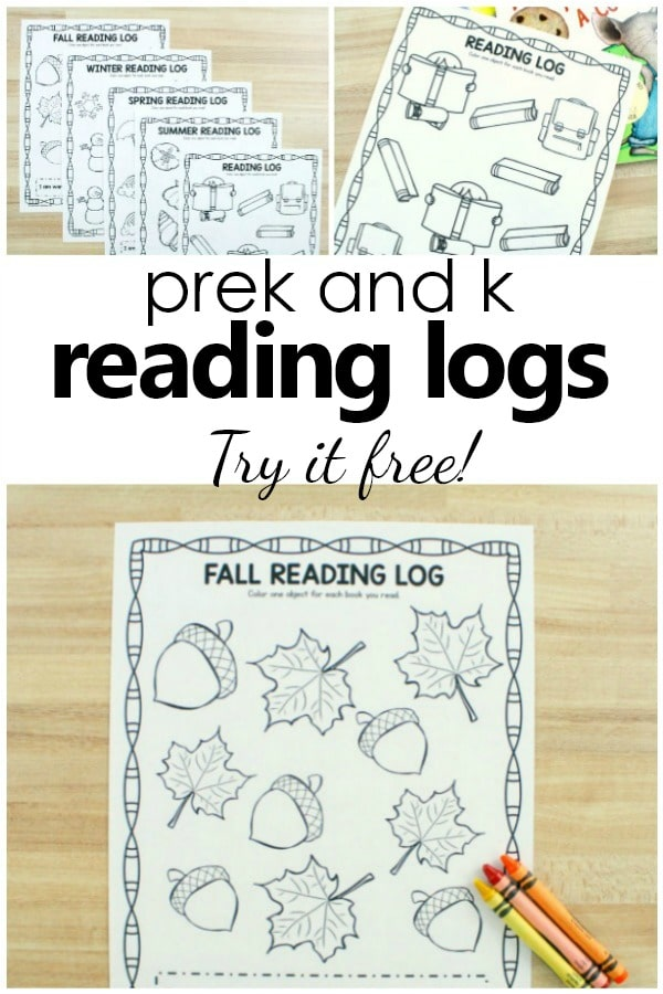 image regarding Free Printable Reading Logs identified as Slide Reading through Logs for Young children - Good Enjoyment Finding out