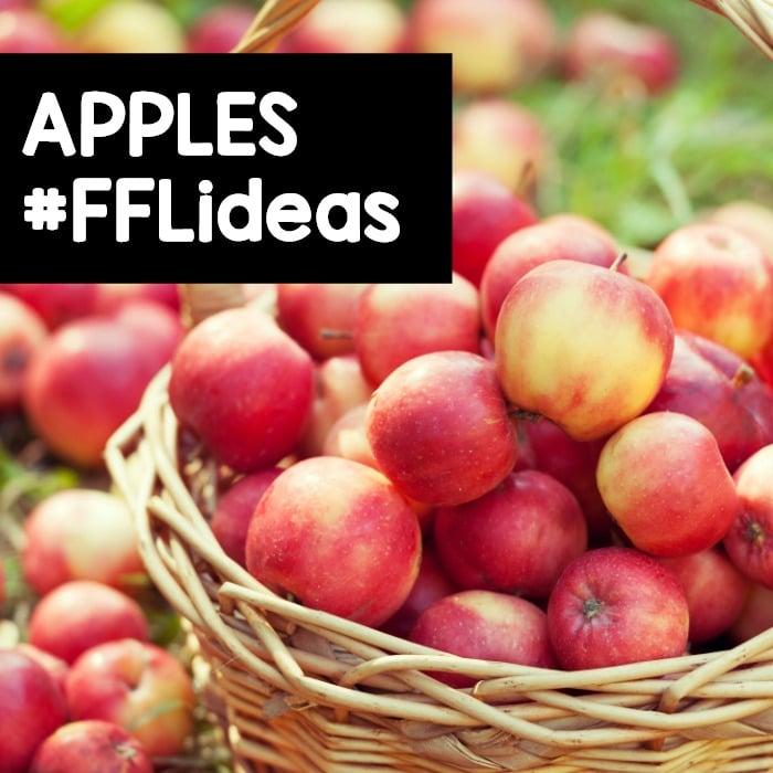 September Preschool Activities-Preschool Apple Theme Ideas