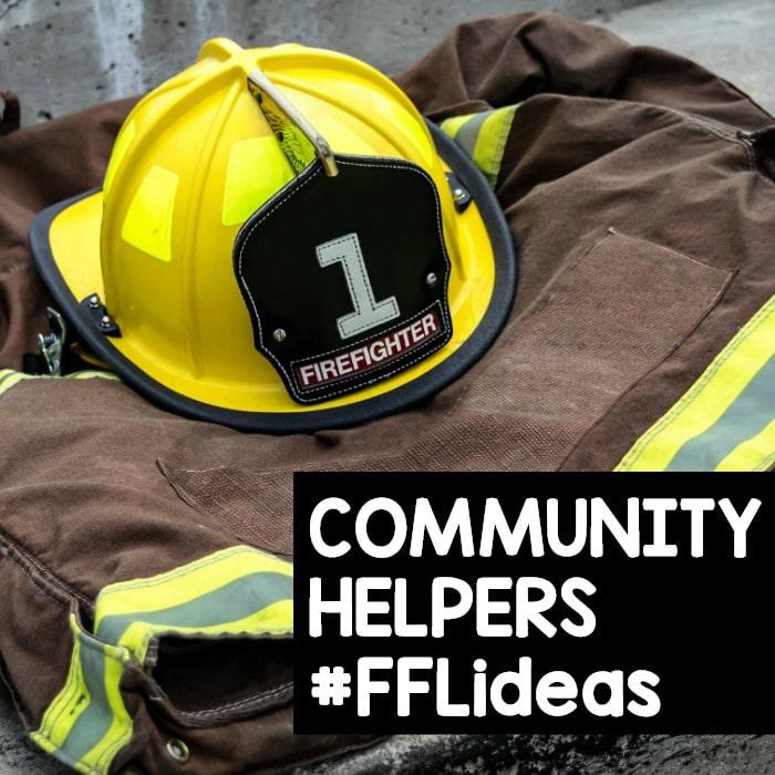 Community Helper Theme Activities for Preschool