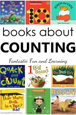 20 favorite counting books for kids. Most-loved counting books for teaching kids to count to 10 and beyond