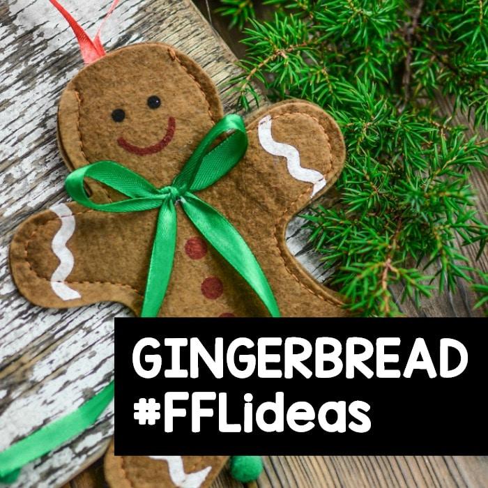 Gingerbread Theme Preschool Activities