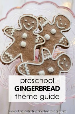 Gingerbread Theme Planning Guide