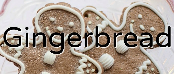 Gingerbread Theme Activities