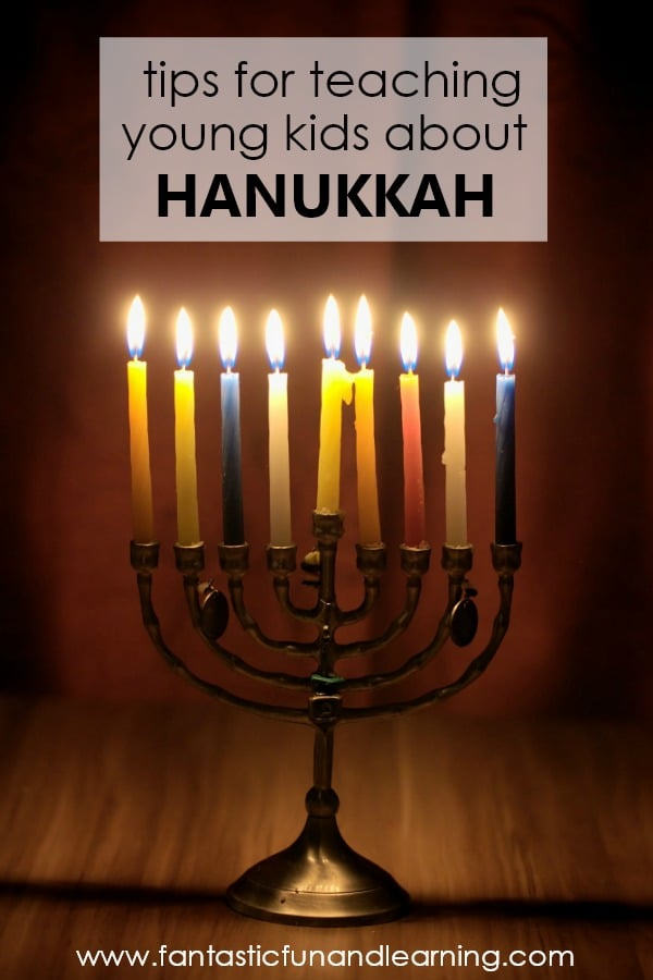 Tips for Teaching Young Kids About Hanukkah. Preschool and Hanukkah Activities and Resources