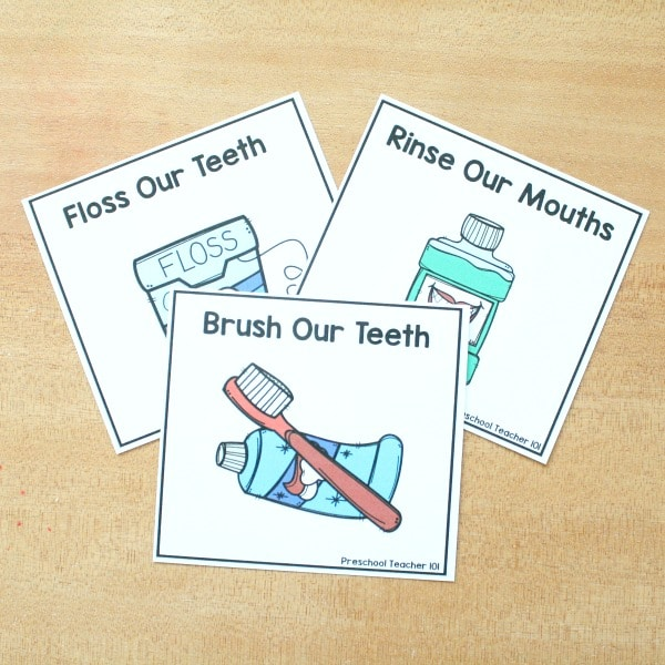 Dental Hygiene Song for PreK and Kindergarten