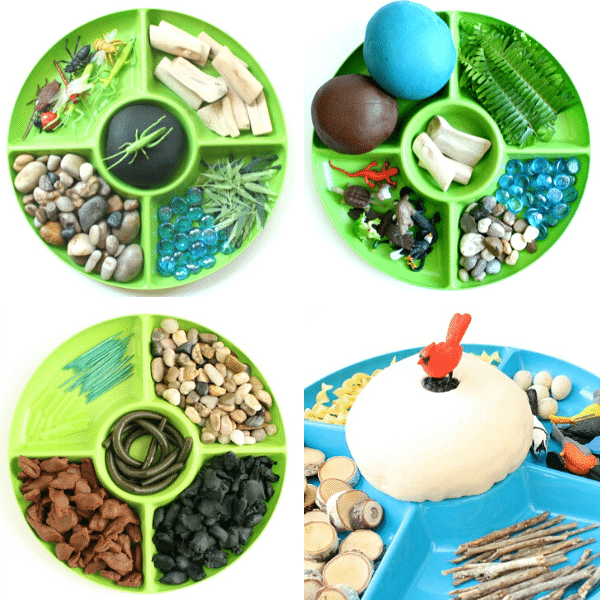 Summer play dough ideas