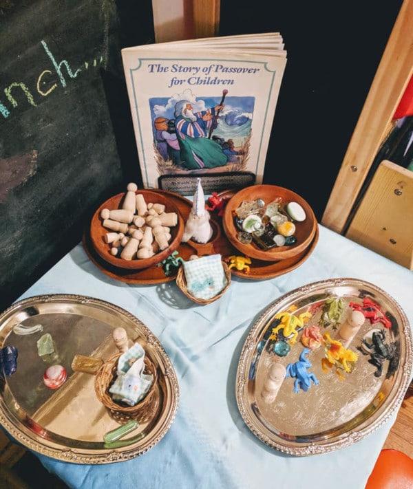 Passover Activities for Preschoolers