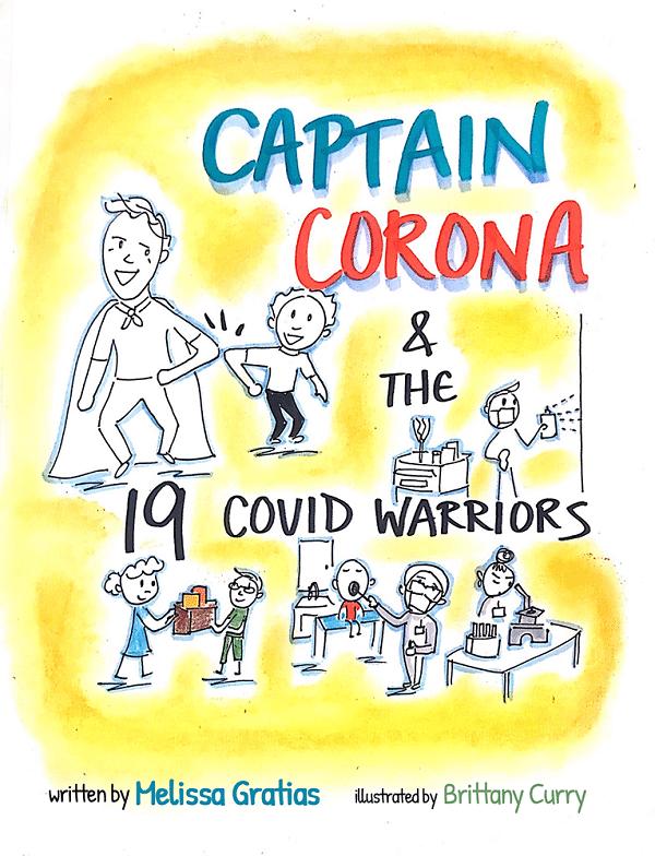 Captain Corona Story