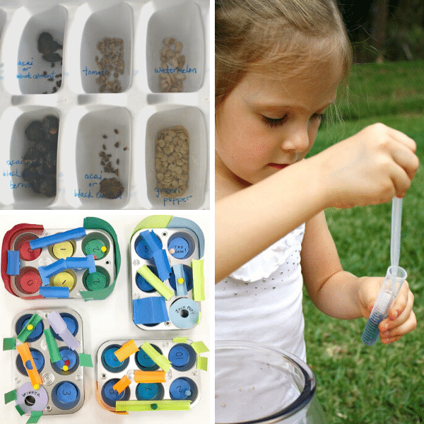 Easy Science Experiments to Do at Home or for remote classrooms