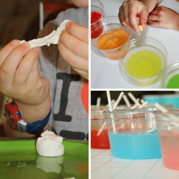Easy Science Experiments to Do at Home