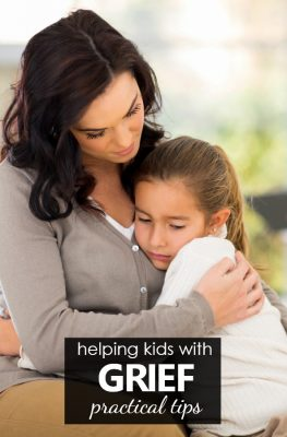 Helping Kids Cope with Grief-The loss of normalcy, death, and the global pandemic