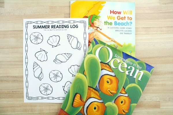 Free Printable Summer Reading Logs