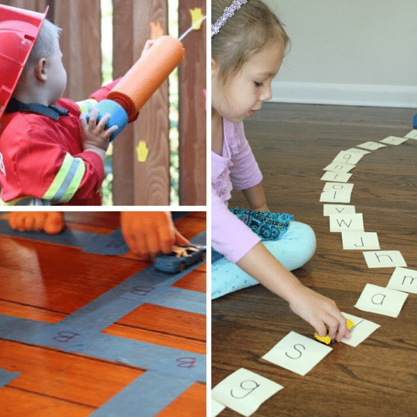 Creative Ways to Learn the ABCs