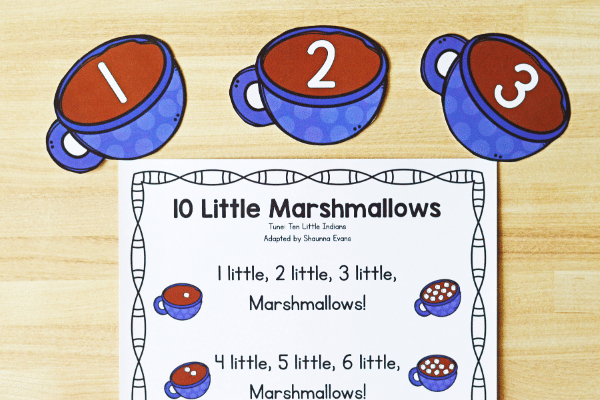 marahmallow wide
