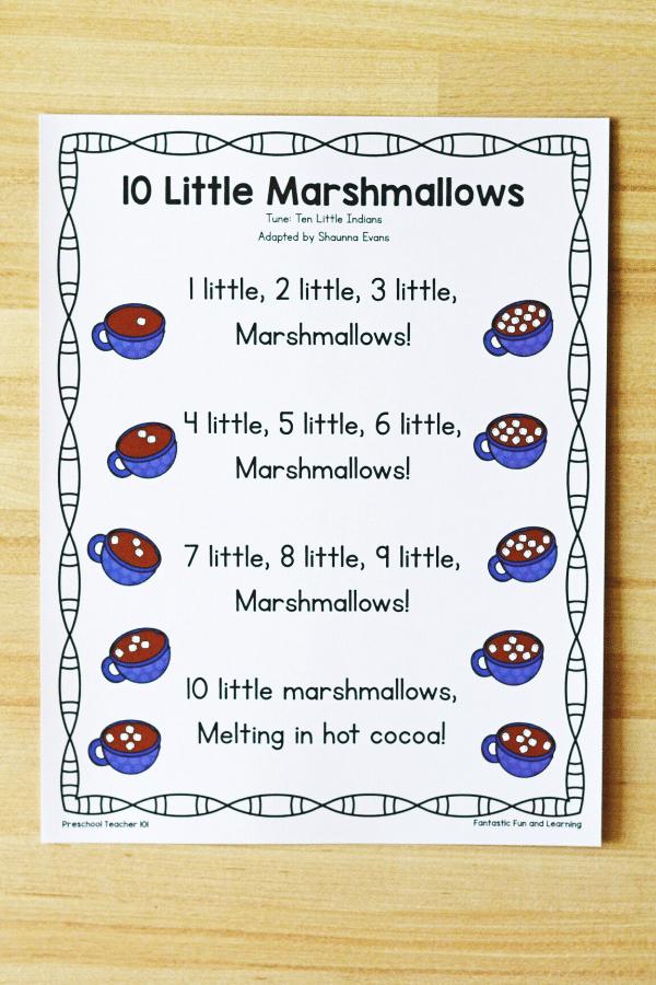 marshmallows tall 1