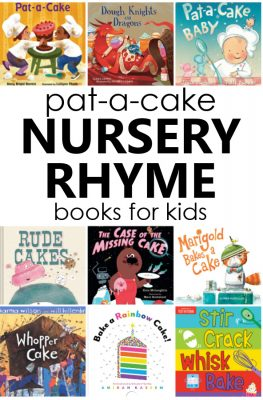 Pat-a-Cake Nursery Rhyme Books