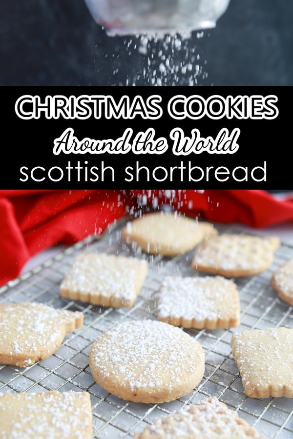 Scottish Shortbread Recipe-Baking with Kids-Christmas Cookies Around the World 600