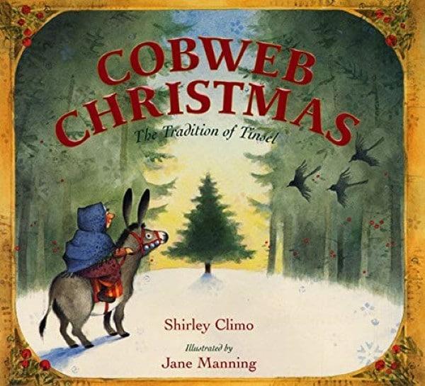 Cobweb Christmas The Tradition of Tinsel