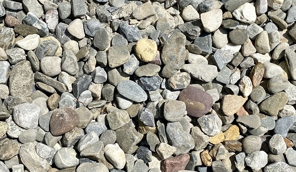 Find rocks for painted rock art project