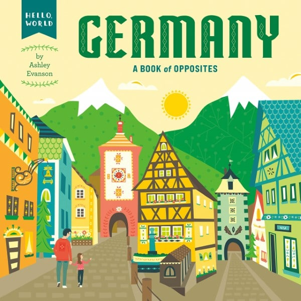 Germany A Book of Opposites