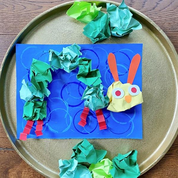 _Caterpillar Craft